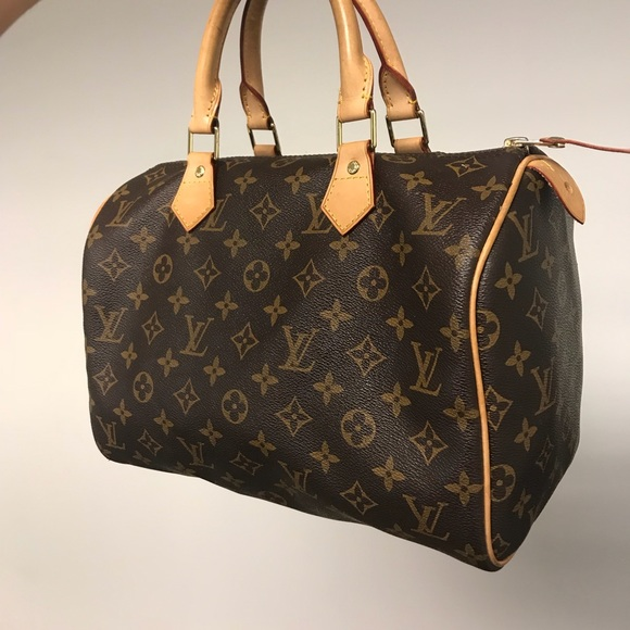 d57849e2f891 Louis Vuitton Handbags - Louis Vuitton speedy 30. SP0036